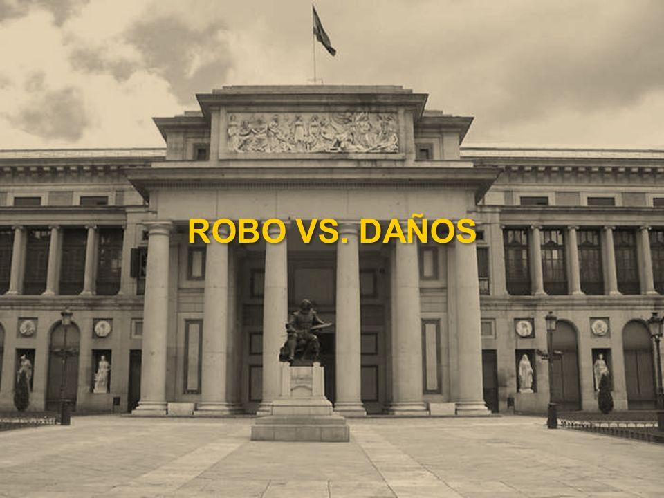 ROBO VS. DAÑOS