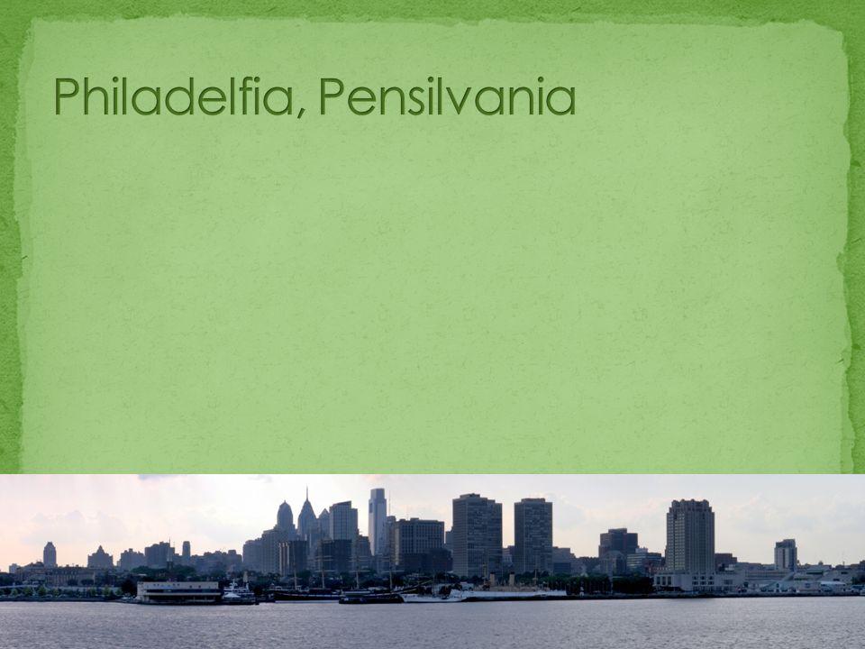 Philadelfia, Pensilvania