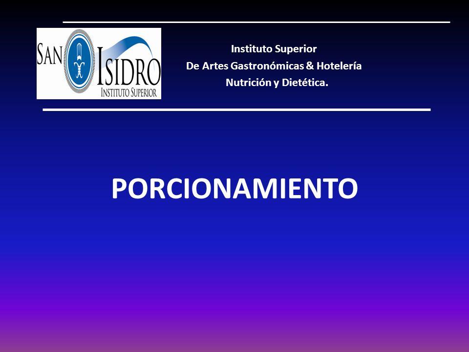 De Artes Gastronómicas & Hotelería