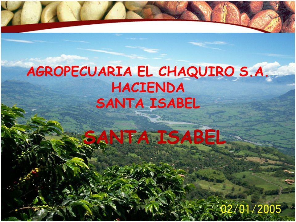 AGROPECUARIA EL CHAQUIRO S.A.