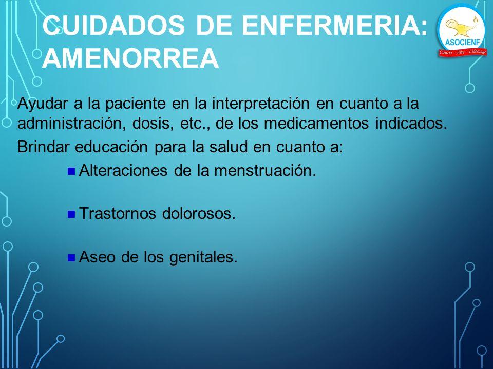 Temas a estudiar hemorragia uterina dismenorrea amenorrea for Cuidados de la vinca