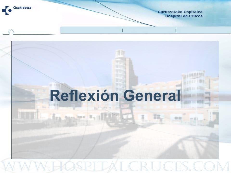 Reflexión General