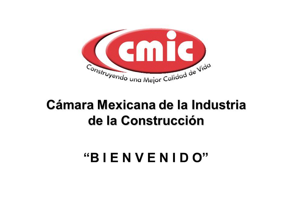 Cámara Mexicana de la Industria de la Construcción