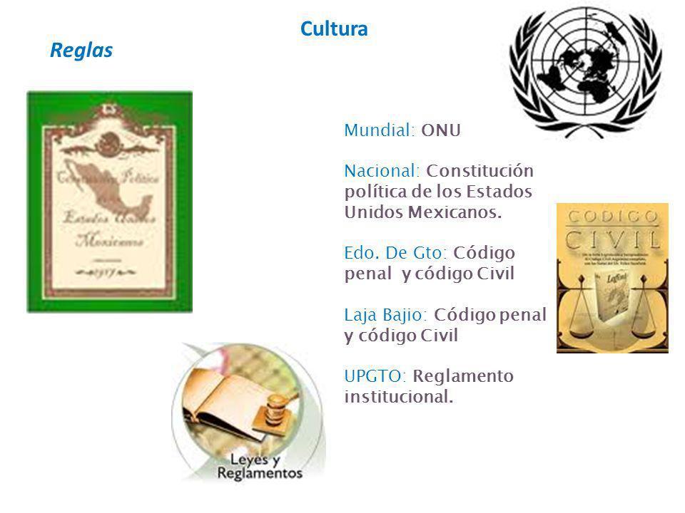 Cultura Reglas Mundial: ONU