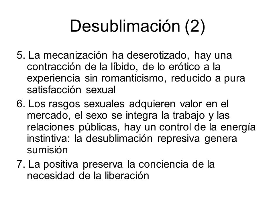 Desublimación (2)