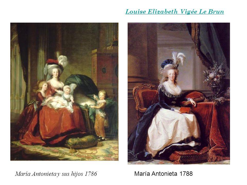 Louise Elizabeth Vigée Le Brun