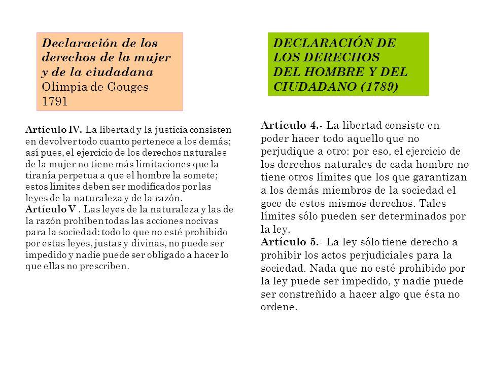 DECLARACIÓN DE LOS DERECHOS DEL HOMBRE Y DEL CIUDADANO (1789)