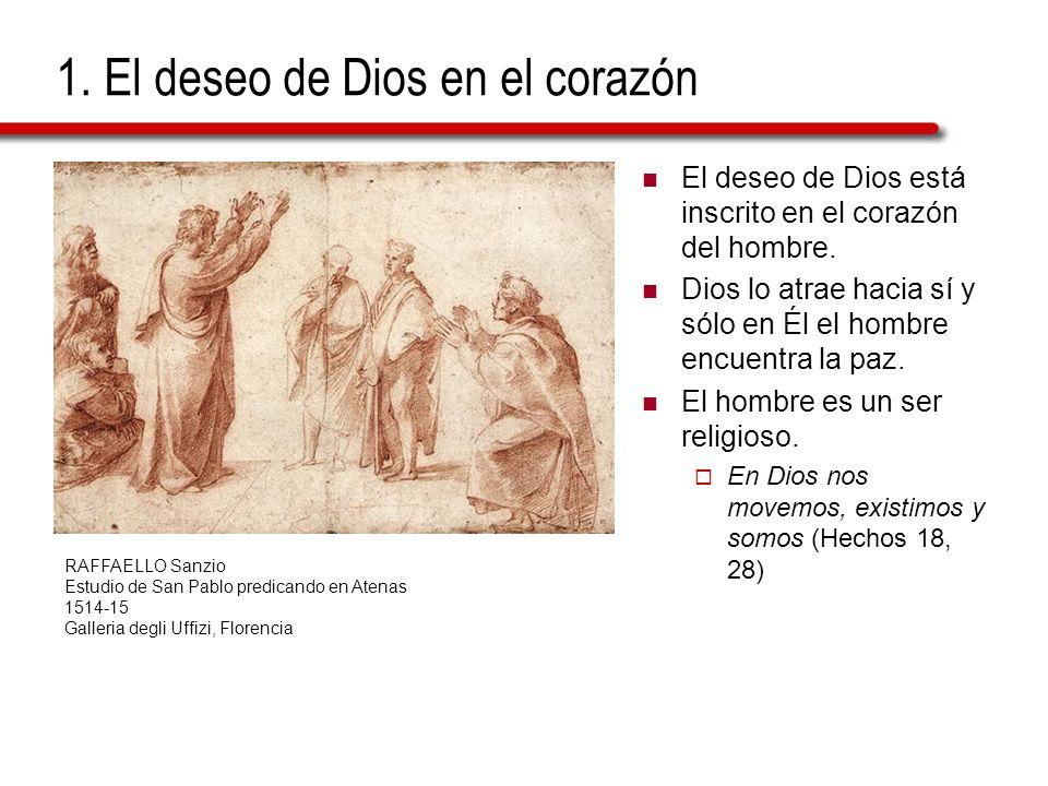 1. El deseo de Dios en el corazón