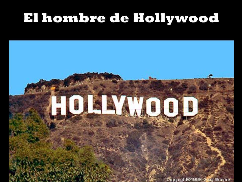 El hombre de Hollywood