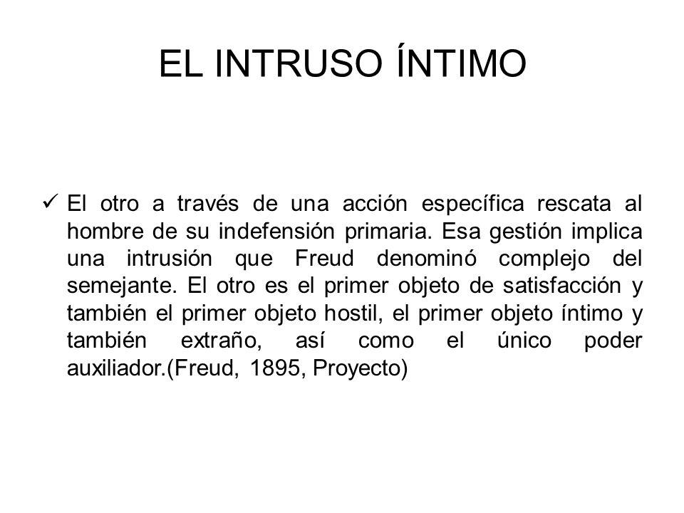 EL INTRUSO ÍNTIMO
