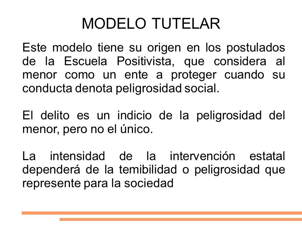 MODELO TUTELAR