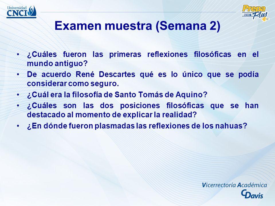 Examen muestra (Semana 2)
