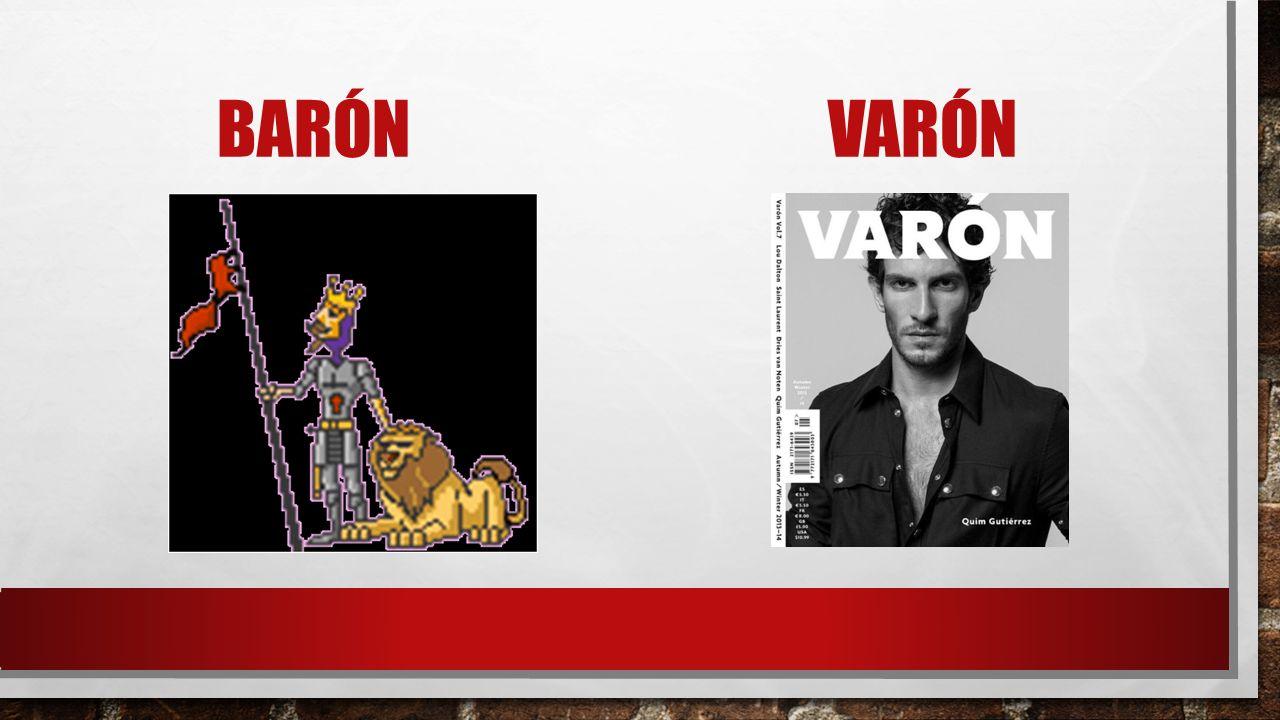 Homofonos dia ppt video online descargar - Inmobiliaria baron y baron ...