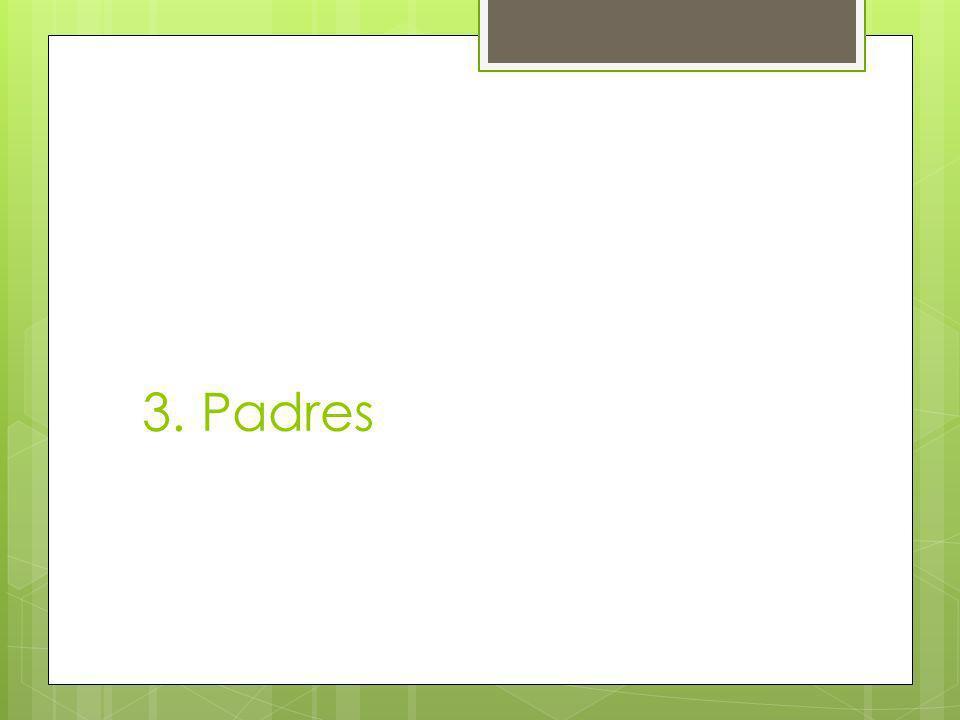 3. Padres