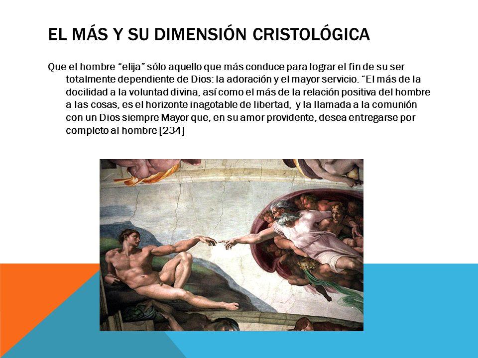 El más y su dimensión cristológica