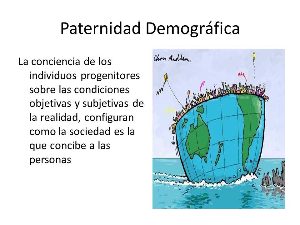 Paternidad Demográfica