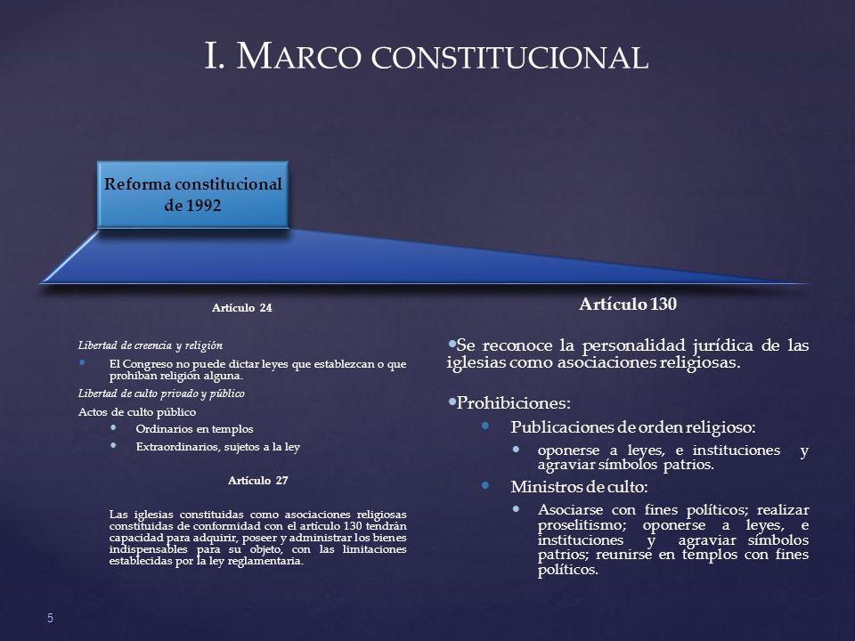 Reforma constitucional de 1992
