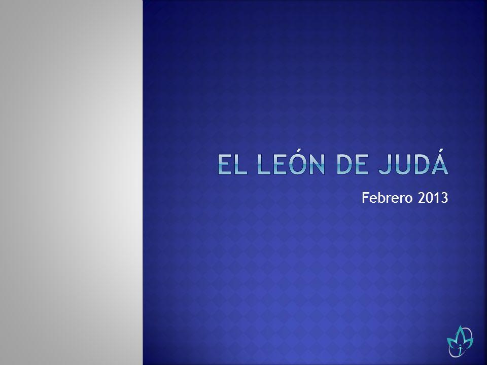 El León de Judá Febrero 2013