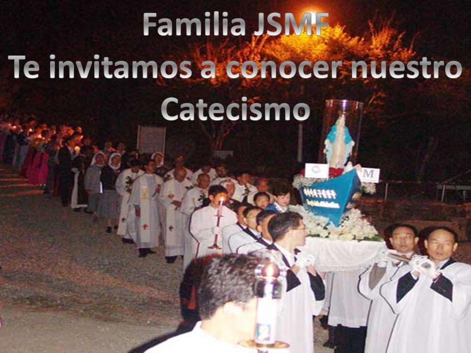 Te invitamos a conocer nuestro Catecismo