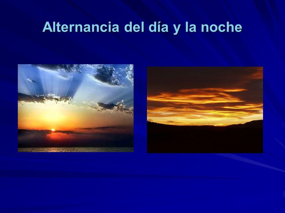 Alternancia del día y la noche