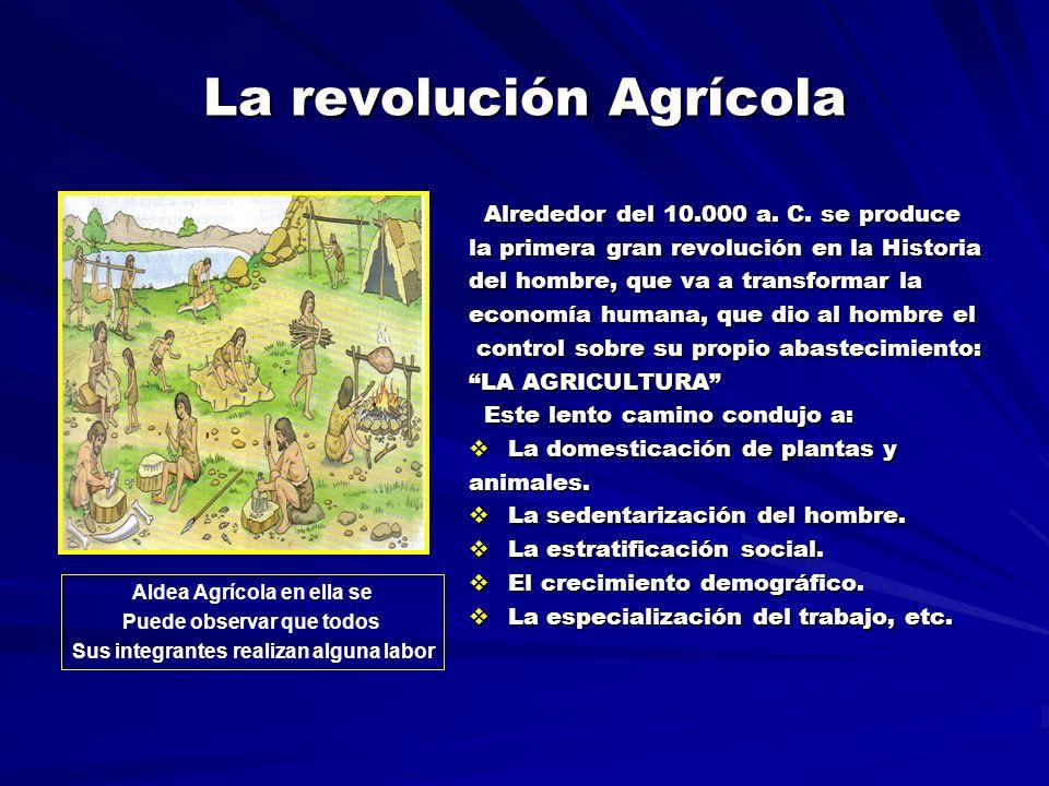La revolución Agrícola