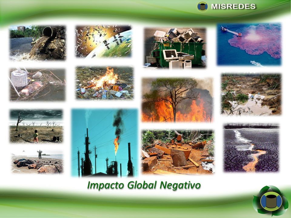 Impacto Global Negativo