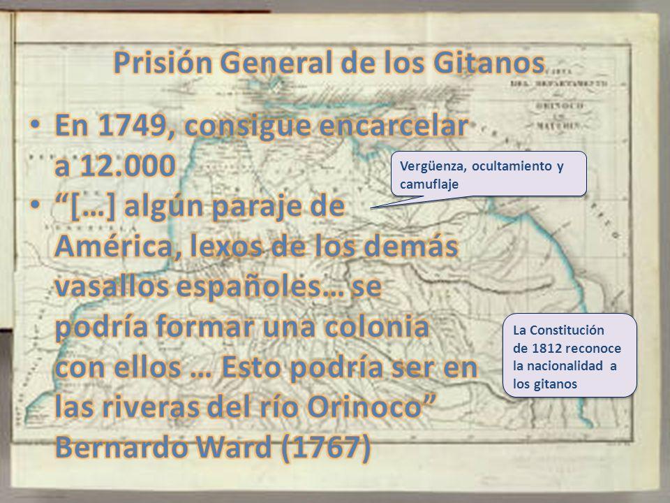 Prisión General de los Gitanos