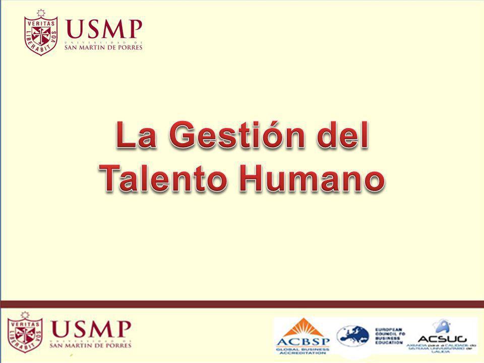 La Gestión del Talento Humano