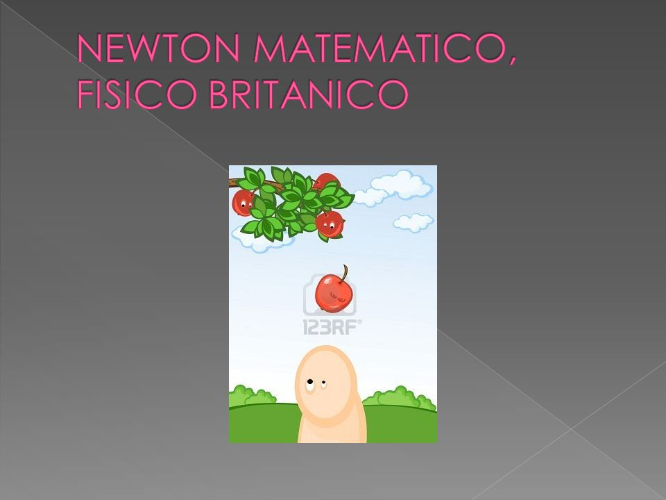 NEWTON MATEMATICO, FISICO BRITANICO