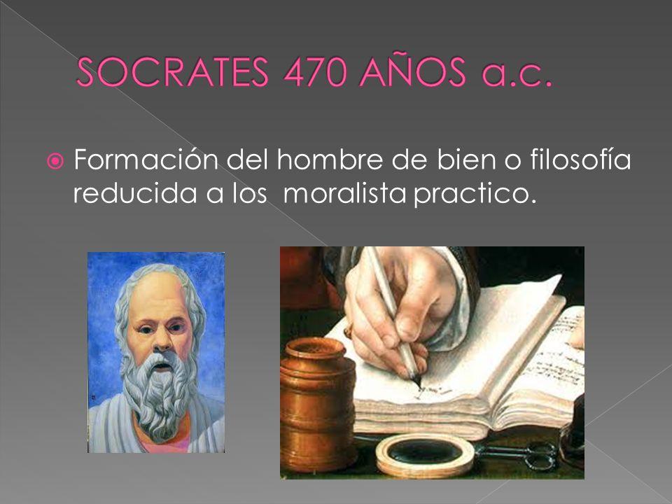 SOCRATES 470 AÑOS a.c.