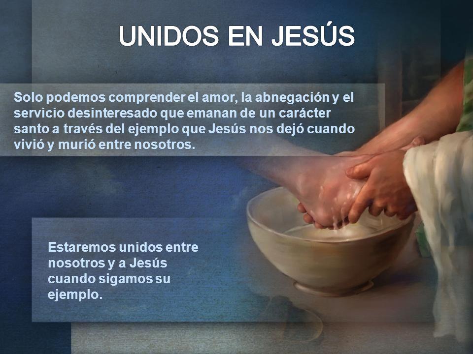 UNIDOS EN JESÚS