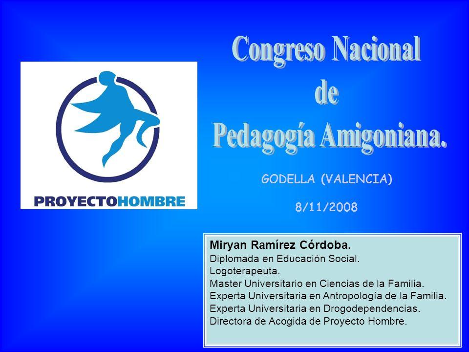 Congreso Nacional de Pedagogía Amigoniana.