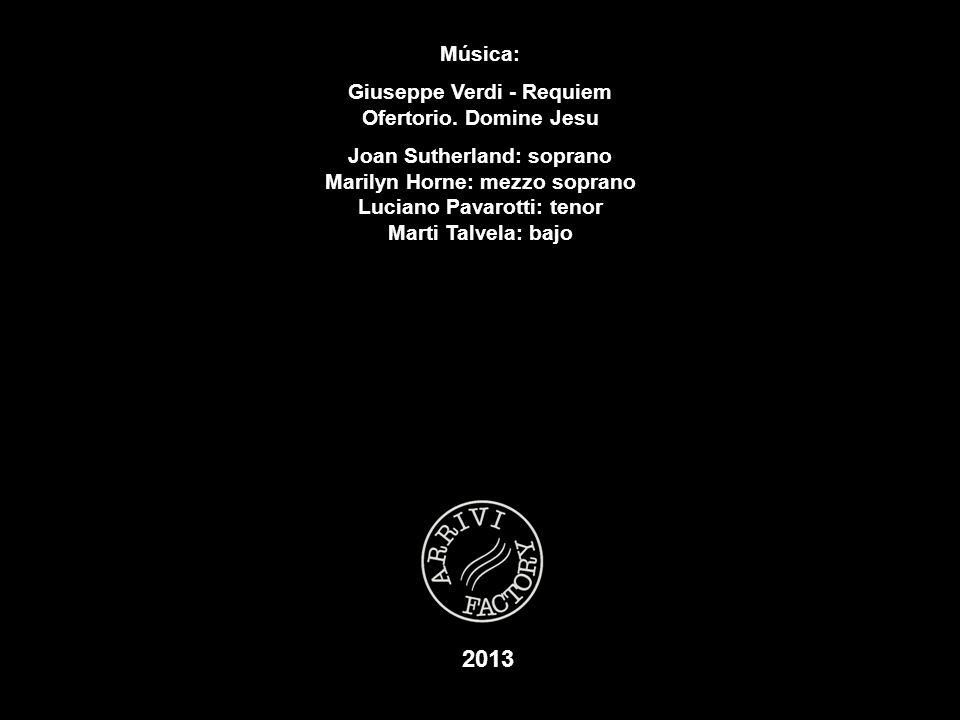 Giuseppe Verdi - Requiem Ofertorio. Domine Jesu