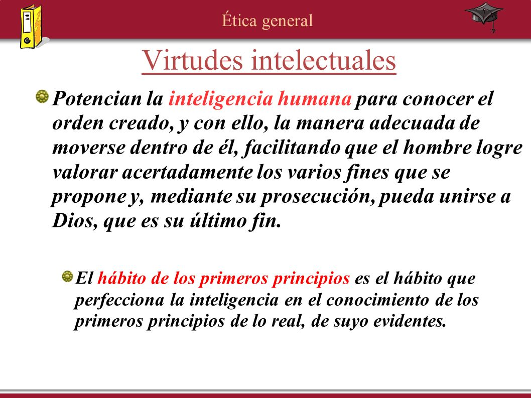 Virtudes intelectuales