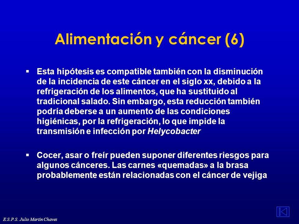 Alimentación y cáncer (6)