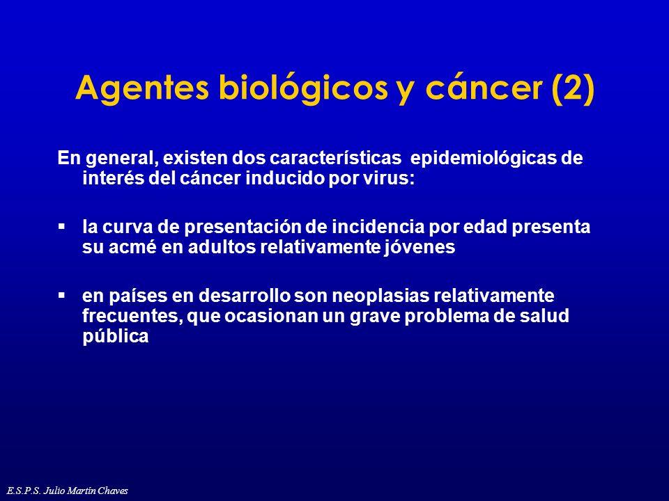 Agentes biológicos y cáncer (2)
