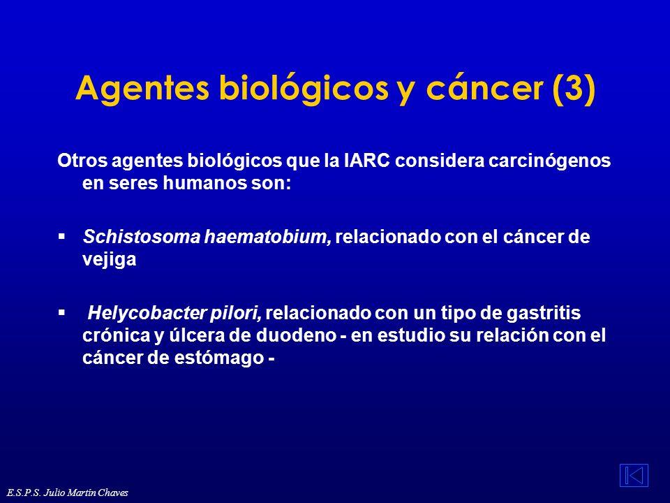Agentes biológicos y cáncer (3)