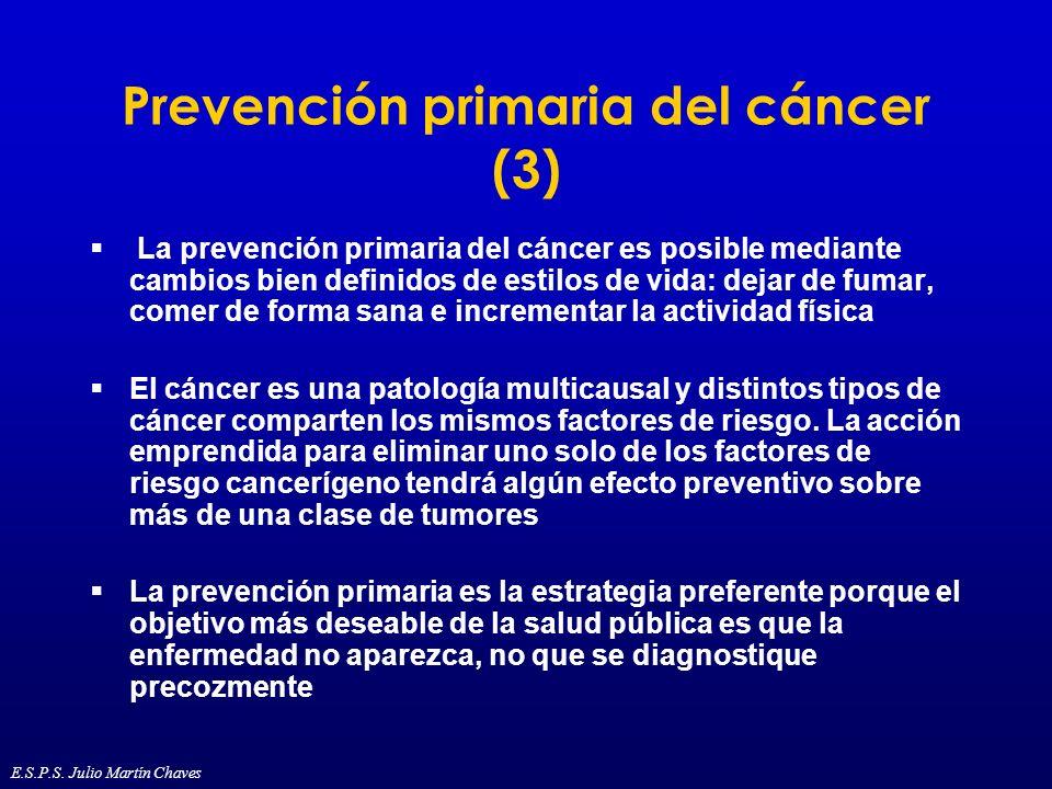 Prevención primaria del cáncer (3)