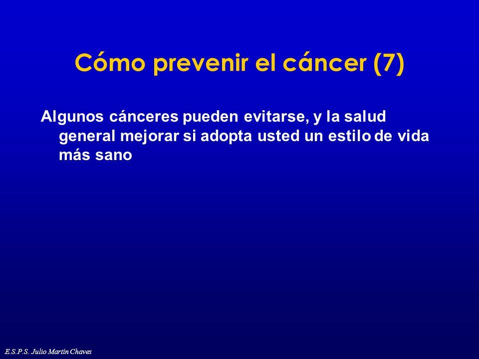 Cómo prevenir el cáncer (7)