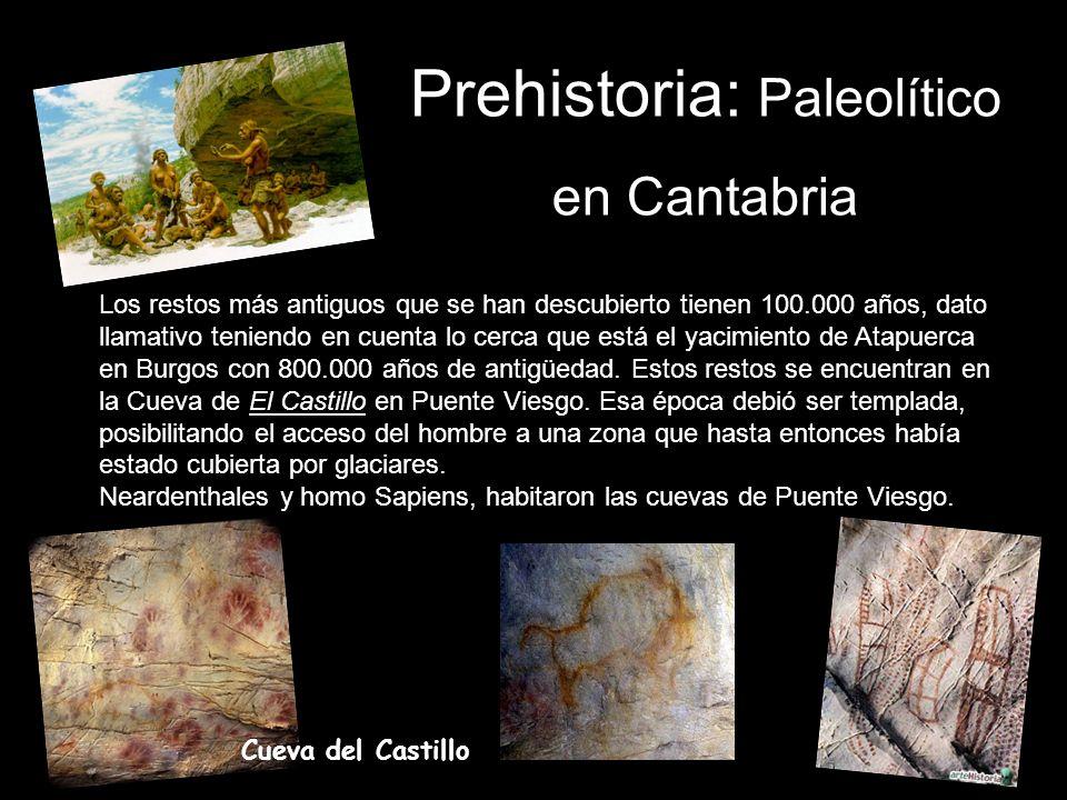 Prehistoria: Paleolítico