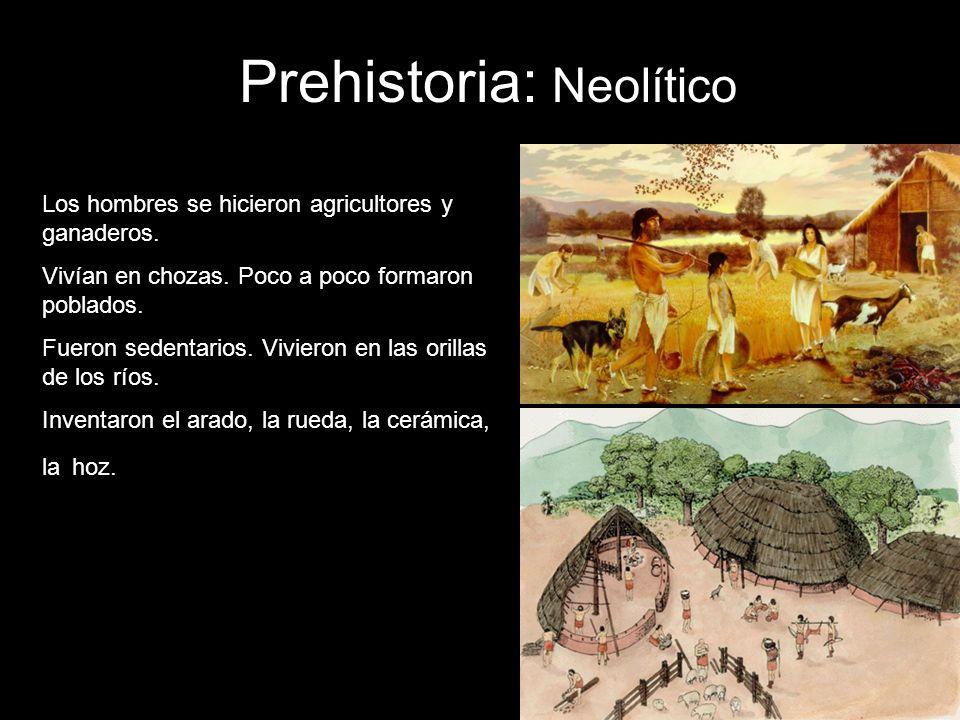 Prehistoria: Neolítico