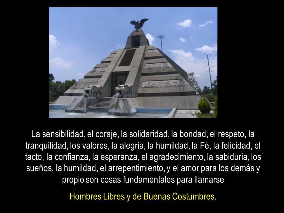 Hombres Libres y de Buenas Costumbres.