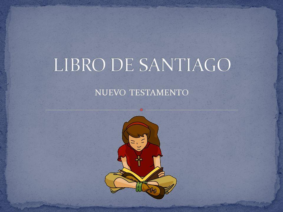 LIBRO DE SANTIAGO NUEVO TESTAMENTO