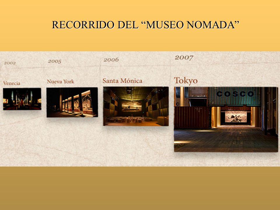 RECORRIDO DEL MUSEO NOMADA