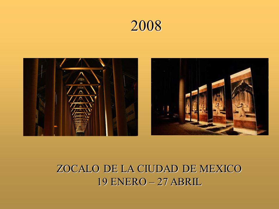 ZOCALO DE LA CIUDAD DE MEXICO