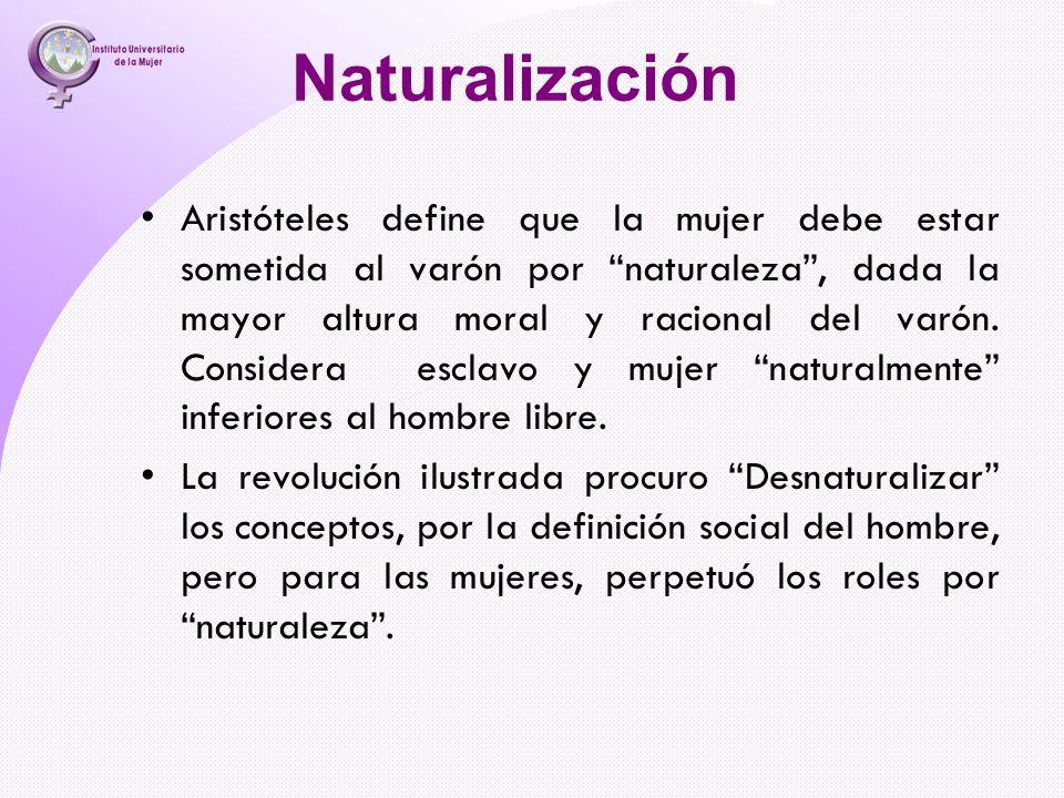 Naturalización