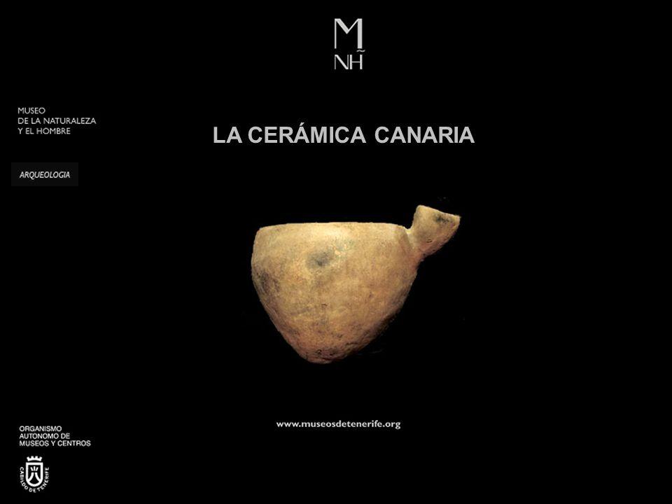 LA CERÁMICA CANARIA