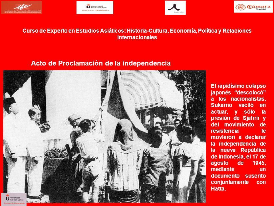 Acto de Proclamación de la independencia