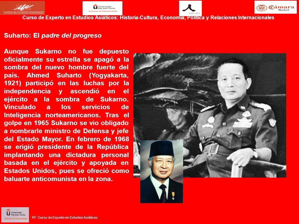 Suharto: El padre del progreso