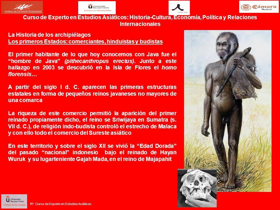 La Historia de los archipiélagos